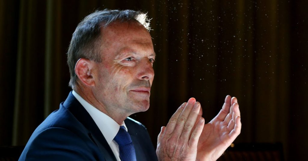 A hacker found Tony Abbott's passport number through an Instagram post