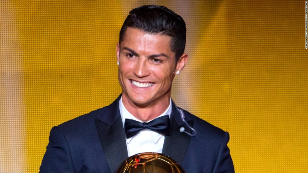 Cristiano Ronaldo Fast Facts - CNN