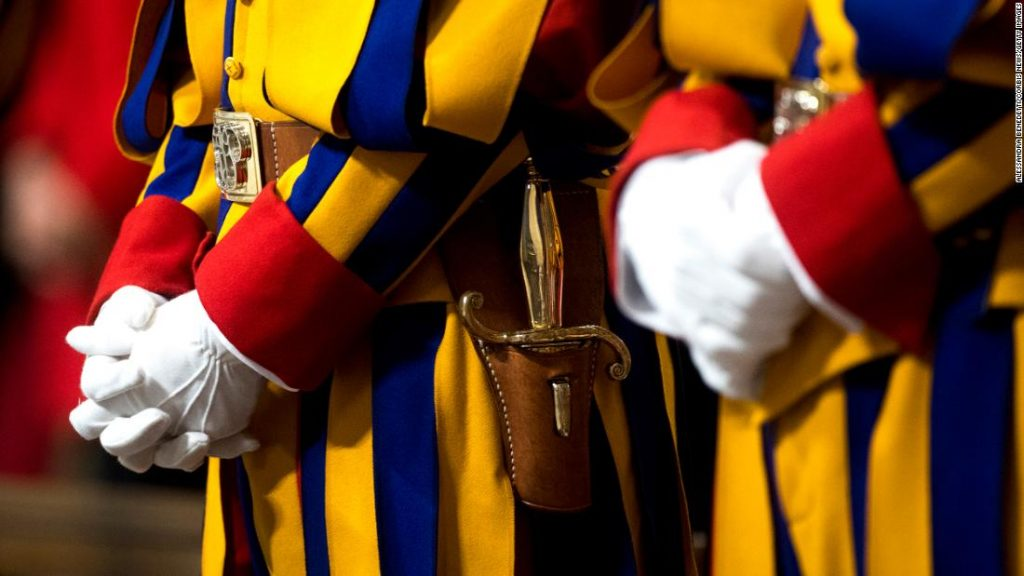 4 Swiss Guards test positive for Covid-19, Vatican says